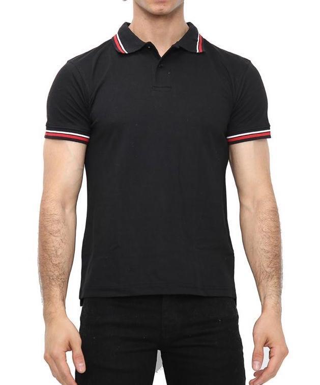 Indexbild 67 - Herren Polohemd Freizeit T-Shirts Neu Schlicht Kurzärmeliges Regular Fit