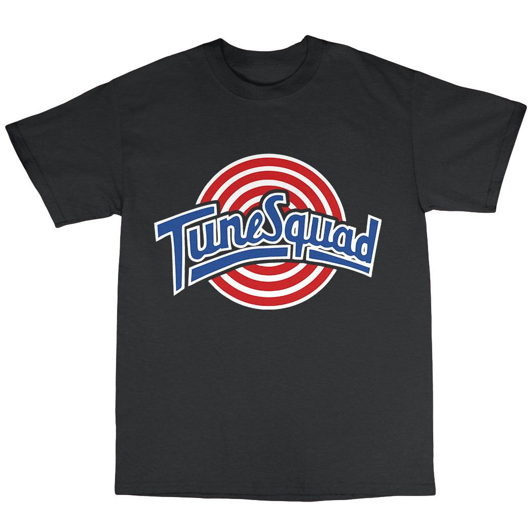 Tune Squad T-Shirt 100/% Premium Cotton Inspired By Space Jam