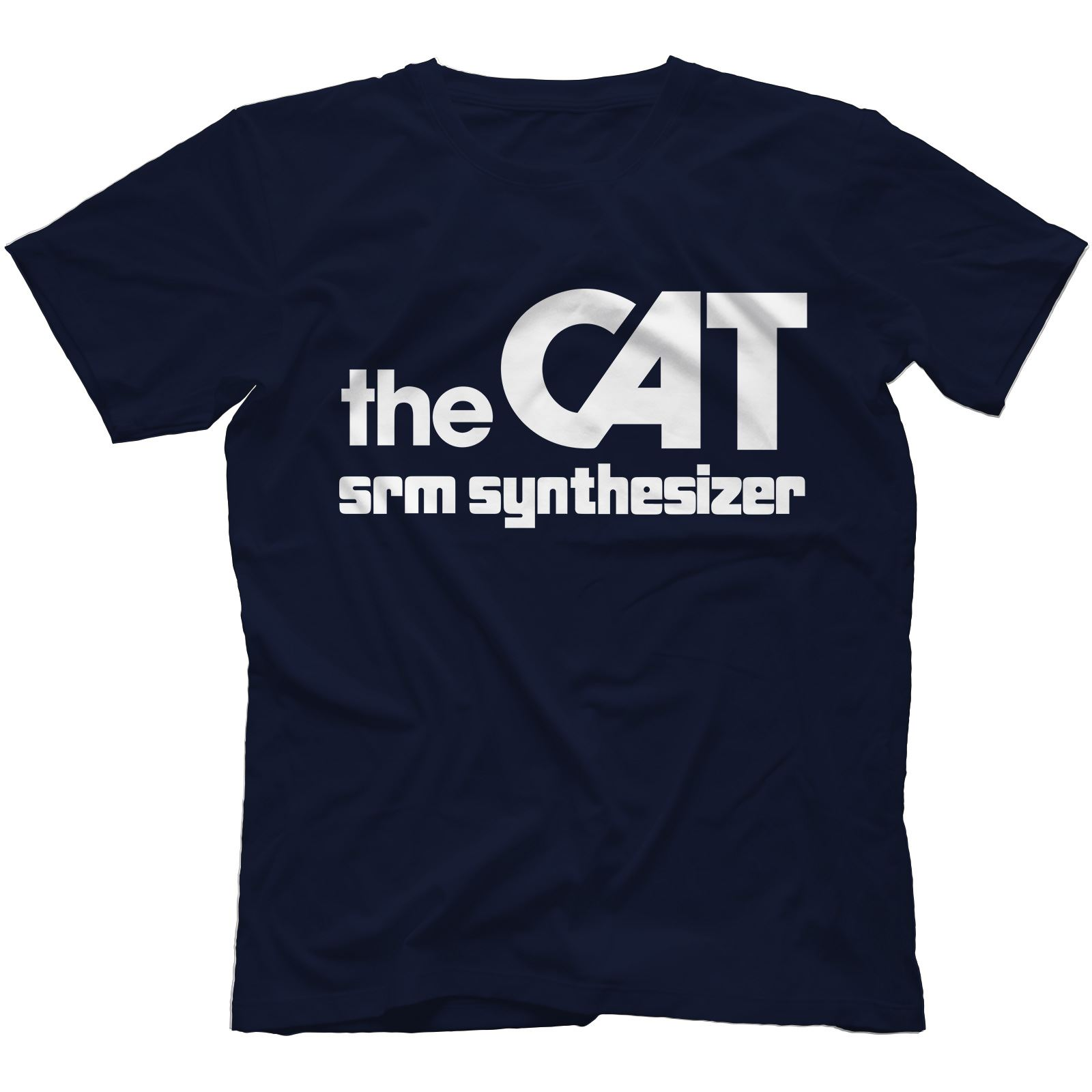 The-Cat-SRM-Synthesiser-T-Shirt-100-Cotton-Retro-Analog-Arp-Odyssey Indexbild 41