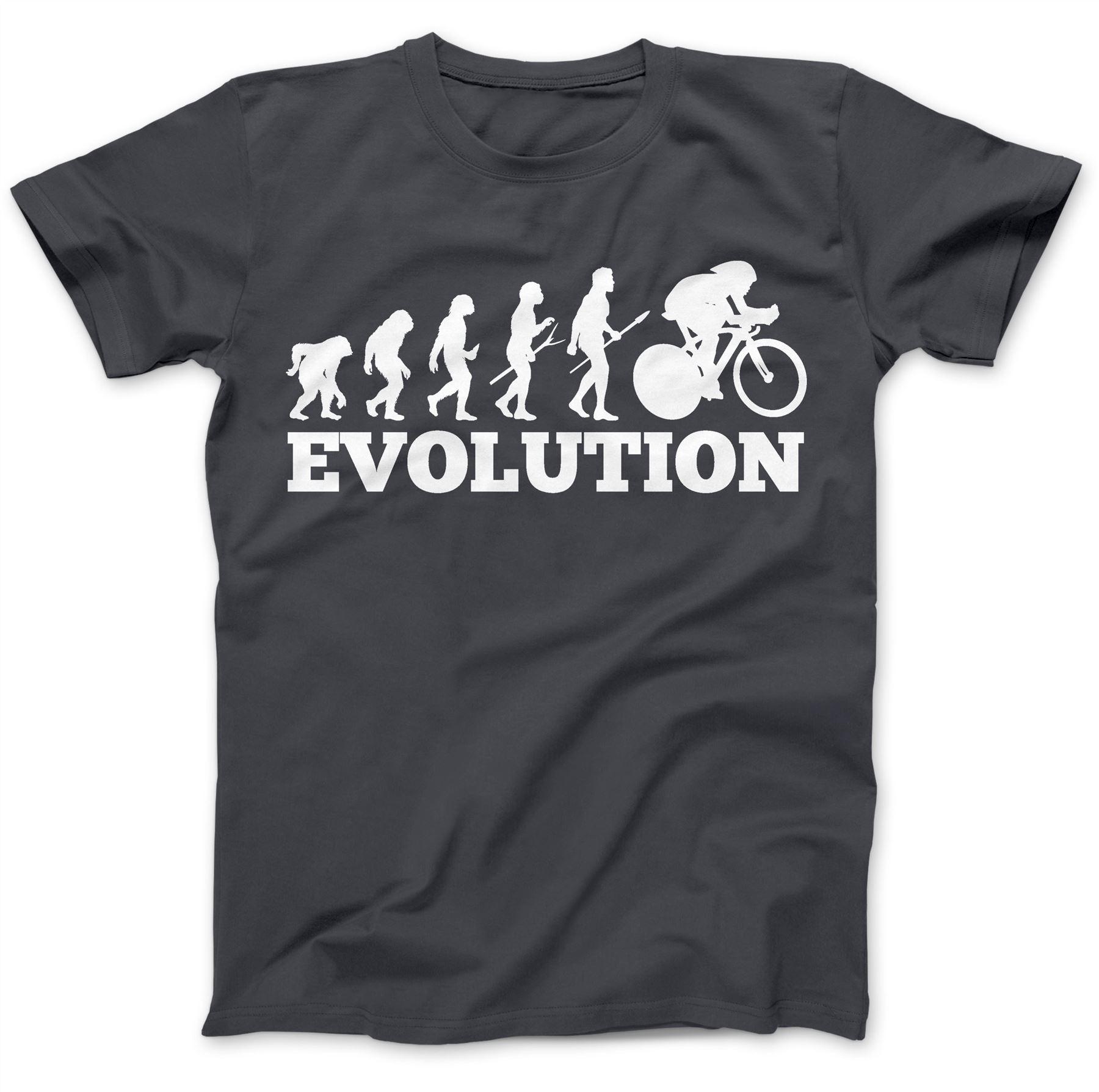 Eat Sleep Bike Repeat T-shirt Tshirt Tee Biker Cyclist Cycling Gift Birthday