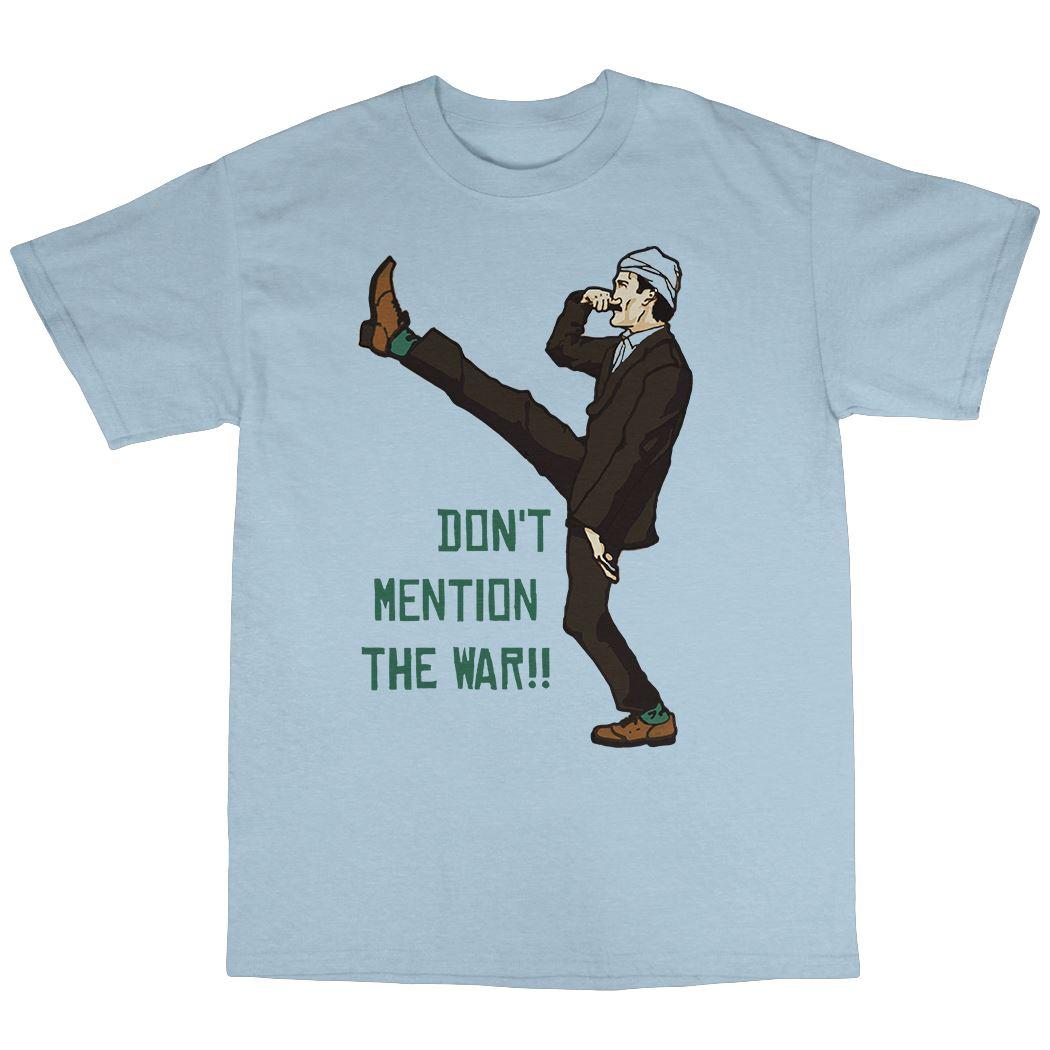 Basil-Fawlty-T-Shirt-100-Premium-Cotton-John-Cleese-Monty-Python
