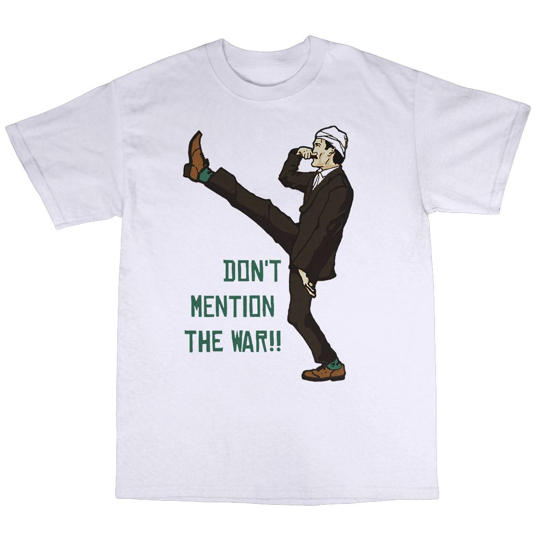 Basil-Fawlty-T-Shirt-100-Premium-Cotton-John-Cleese-Monty-Python Indexbild 19