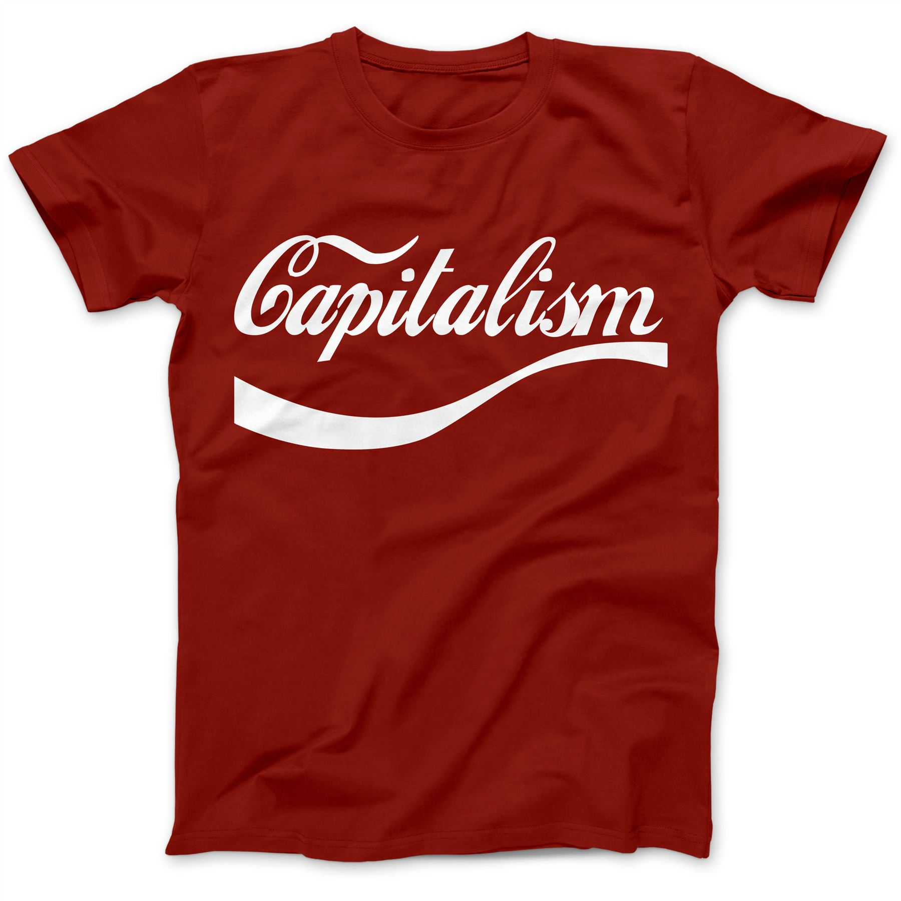 Enjoy Capitalism T-Shirt 100/% Premium Cotton Karl Marx Socialism Communism