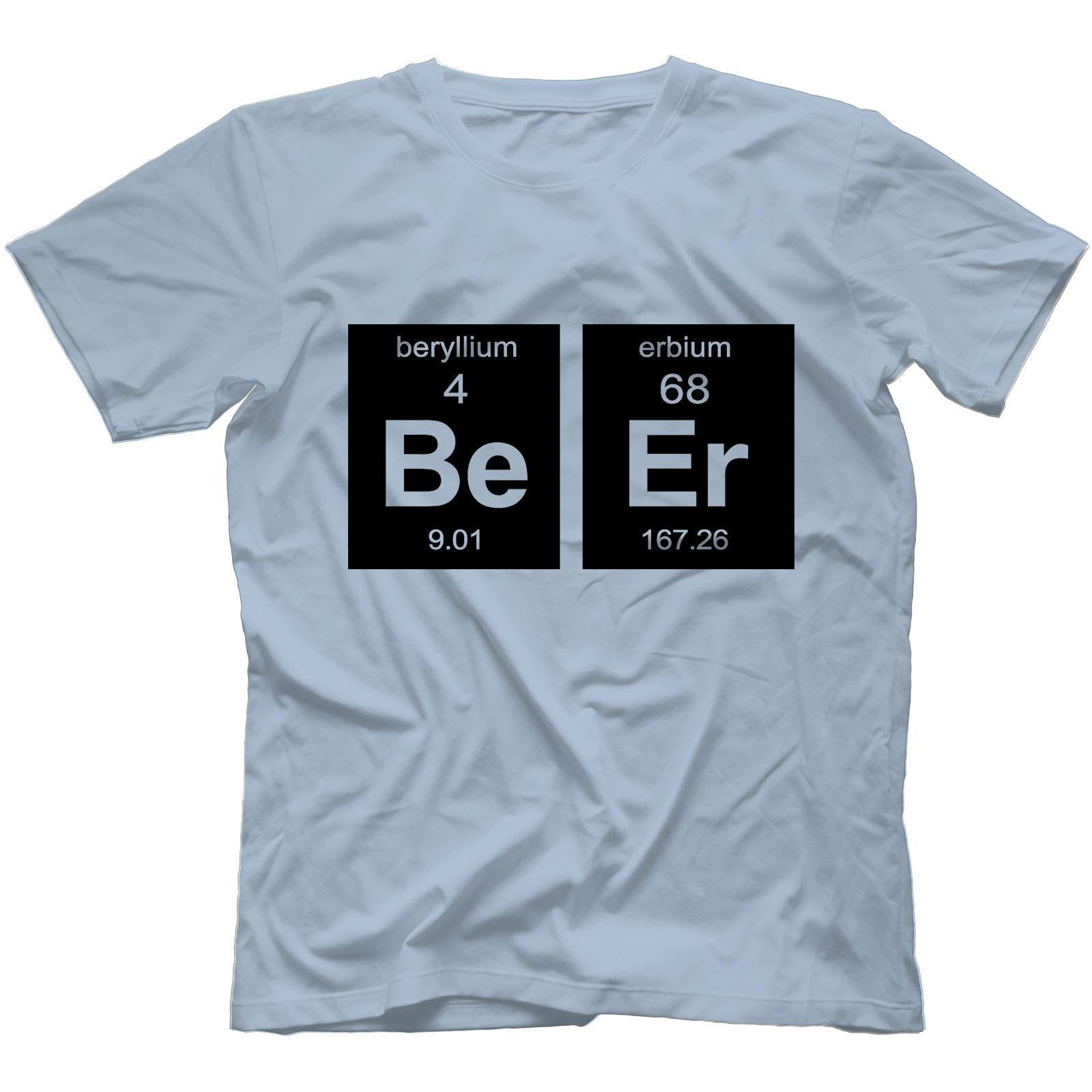 Beer element t shirt 100 cotton geek drinking alcohol periodic beer element t shirt 100 cotton geek drinking urtaz Image collections