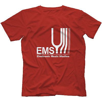 Electronic-Music-Studios-T-Shirt-100-Cotton-Synthi-Aks-Ems-Retro-Synth-VCS3