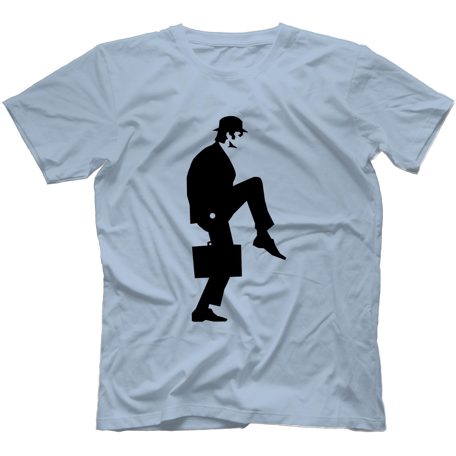 423ae956 Ministry Of Silly Walks T-Shirt 100% Cotton Monty Python Inspired | eBay