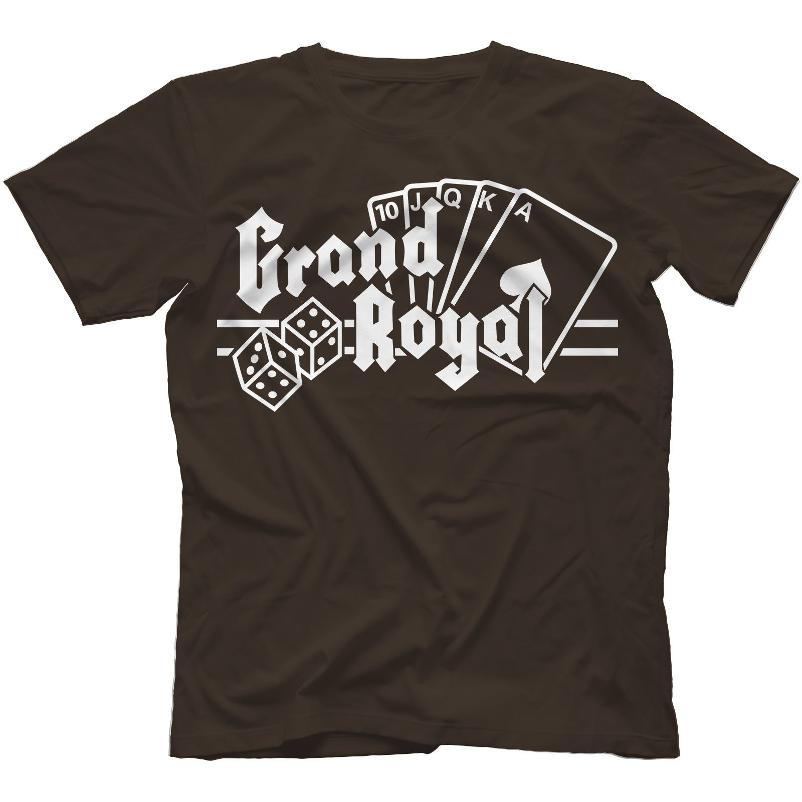 0ed4471a Grand Royal Records T-Shirt 100% Cotton Beastie Boys Hip Hop ...