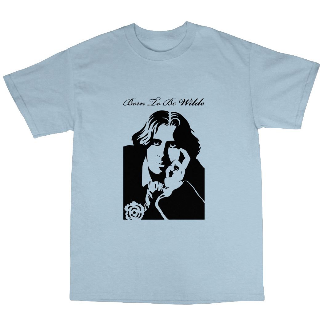 Oscar wilde t shirt 100 cotton ebay oscar wilde t shirt 100 cotton nvjuhfo Images