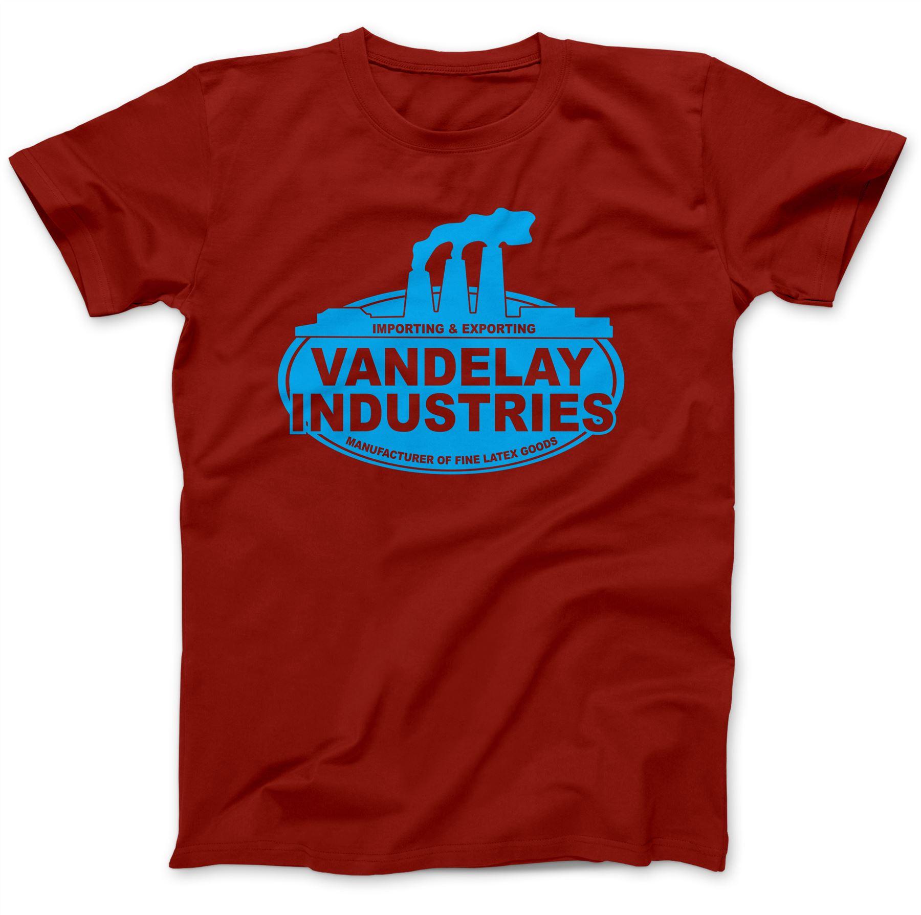 Vandelay Industries T Shirt 100 Premium Cotton Jerry