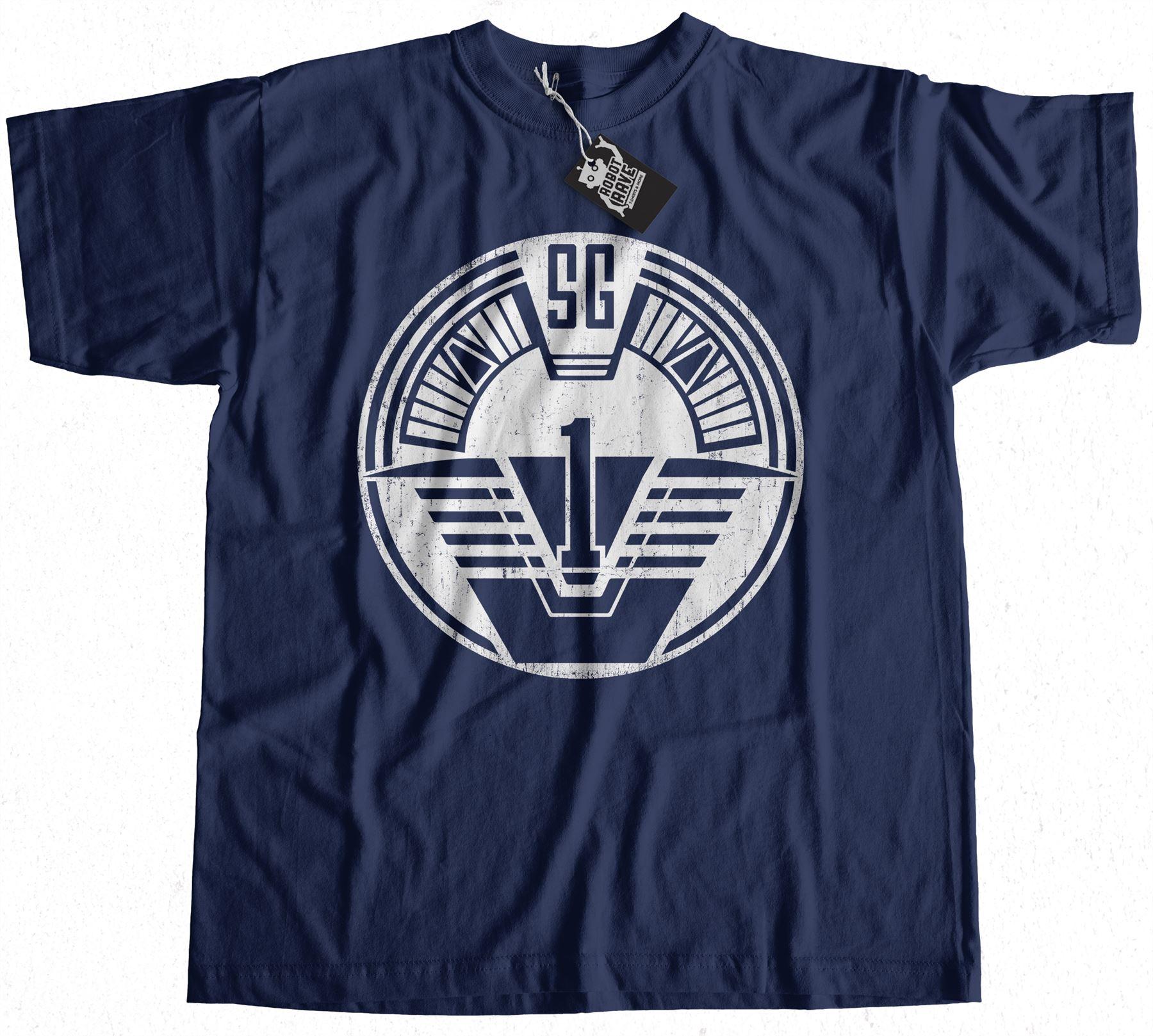 SG1-T-Shirt-100-Premium-Cotton Indexbild 17