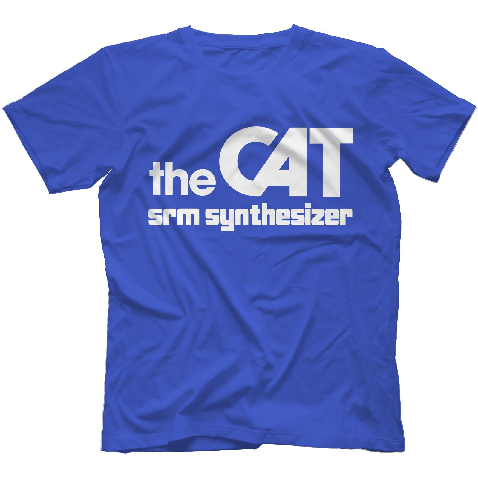 The-Cat-SRM-Synthesiser-T-Shirt-100-Cotton-Retro-Analog-Arp-Odyssey Indexbild 49