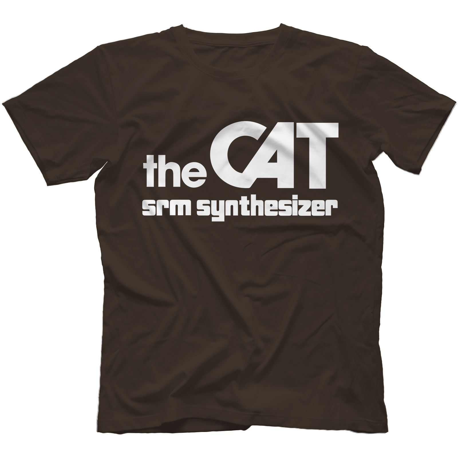 The-Cat-SRM-Synthesiser-T-Shirt-100-Cotton-Retro-Analog-Arp-Odyssey Indexbild 16