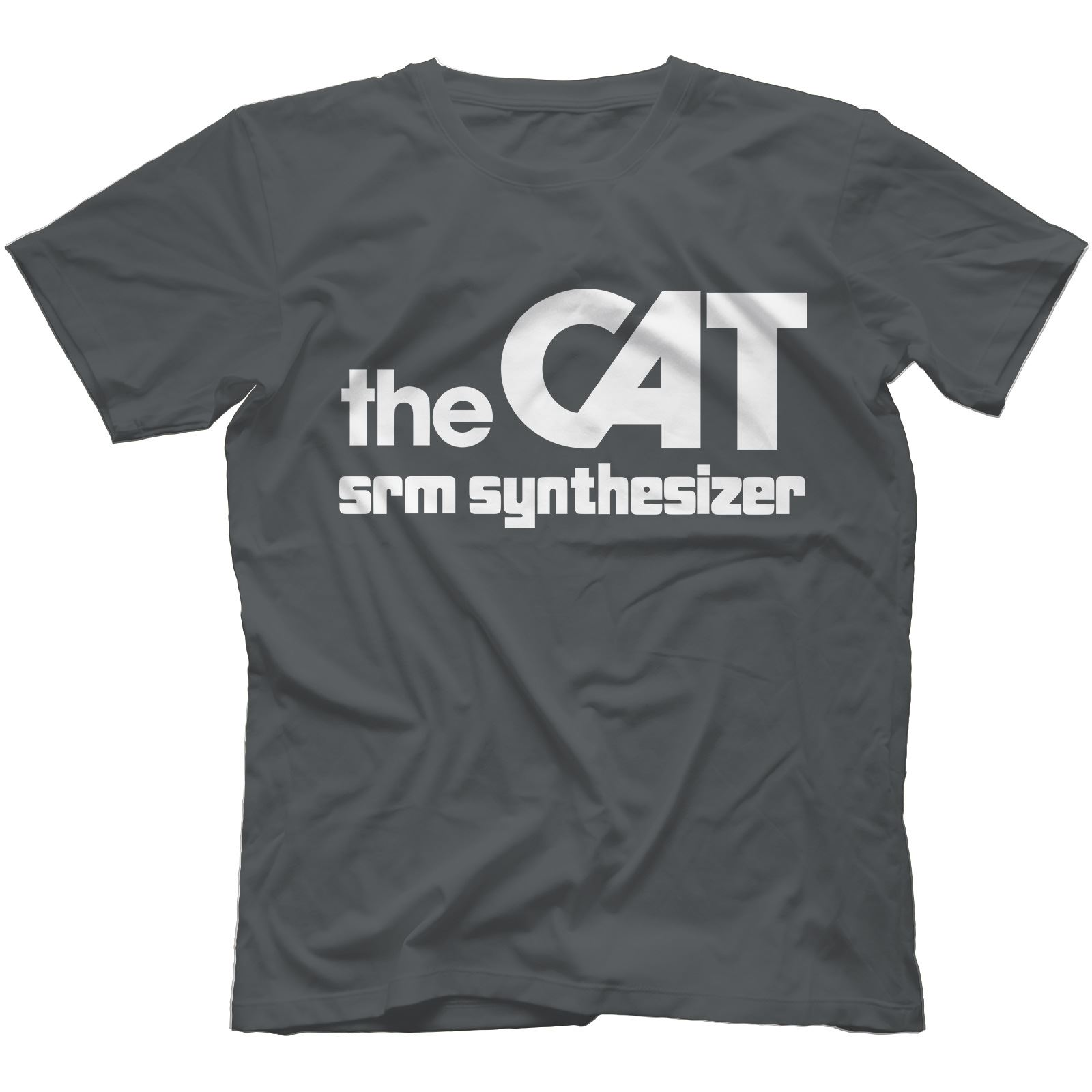 The-Cat-SRM-Synthesiser-T-Shirt-100-Cotton-Retro-Analog-Arp-Odyssey Indexbild 14
