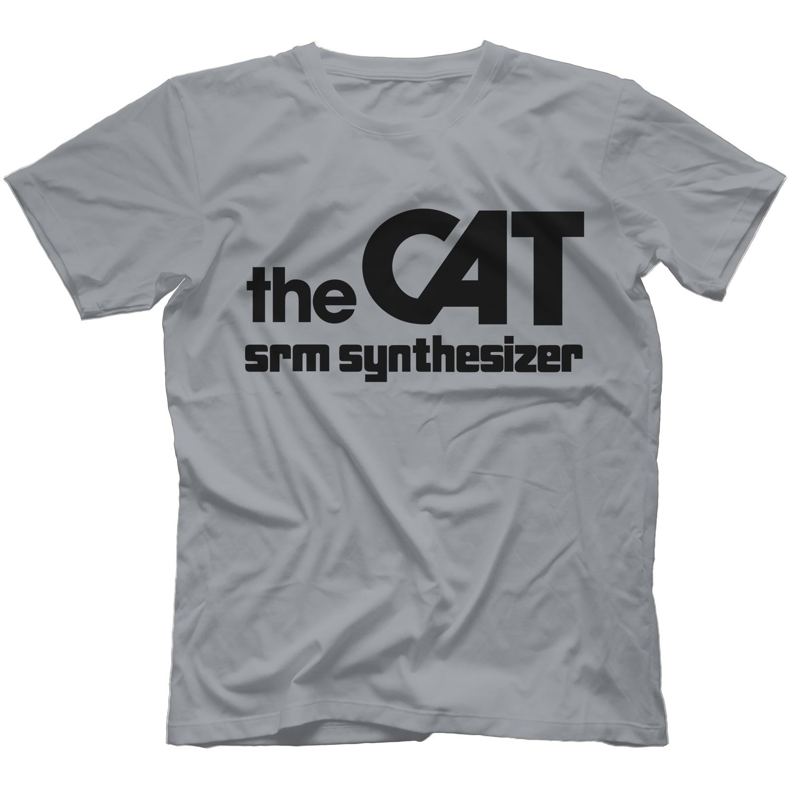 The-Cat-SRM-Synthesiser-T-Shirt-100-Cotton-Retro-Analog-Arp-Odyssey Indexbild 30
