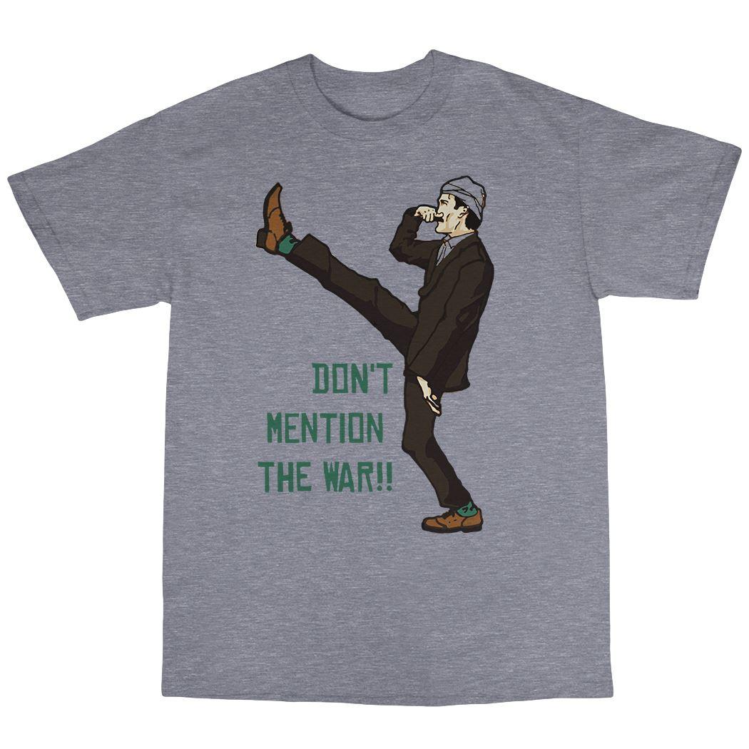 Basil-Fawlty-T-Shirt-100-Premium-Cotton-John-Cleese-Monty-Python Indexbild 9