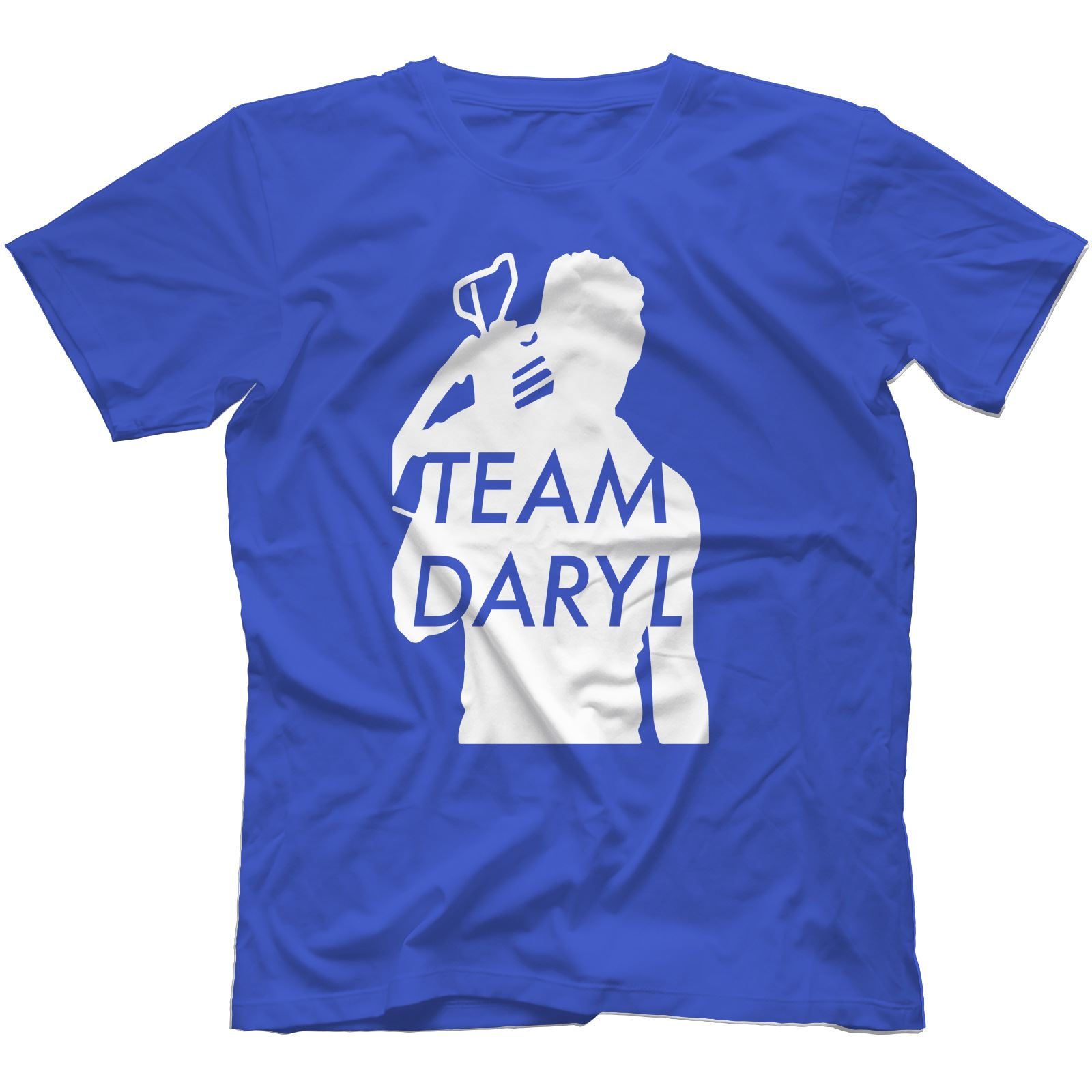 Team-Daryl-Walking-Dead-Inspired-T-Shirt-100-Cotton-Zombie-The-Governor thumbnail 10