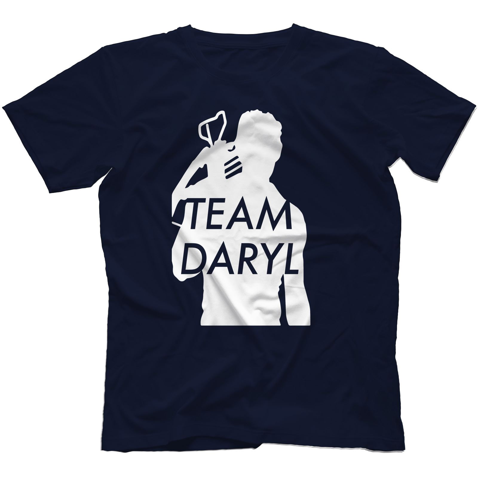 Team-Daryl-Walking-Dead-Inspired-T-Shirt-100-Cotton-Zombie-The-Governor thumbnail 8