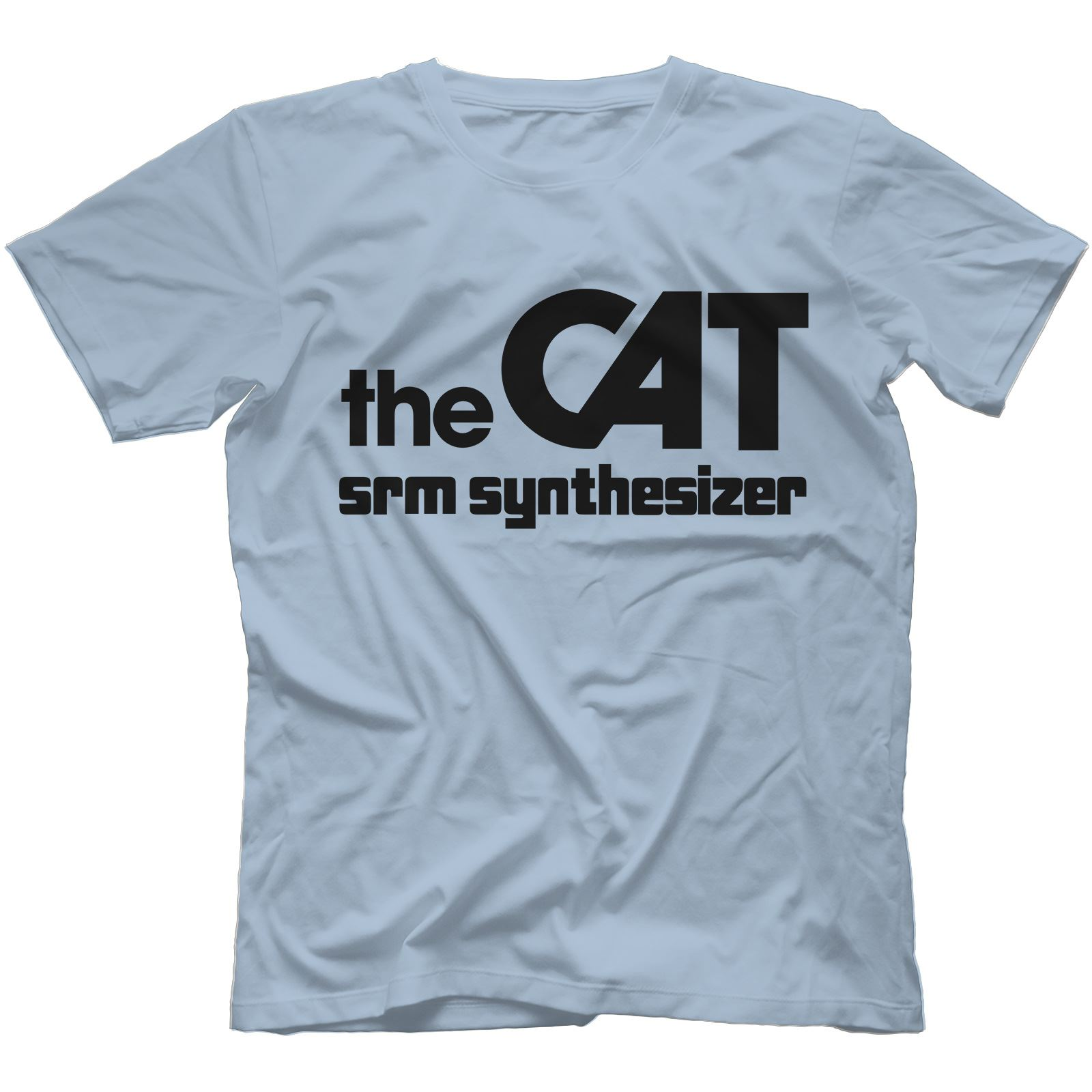 The-Cat-SRM-Synthesiser-T-Shirt-100-Cotton-Retro-Analog-Arp-Odyssey Indexbild 33