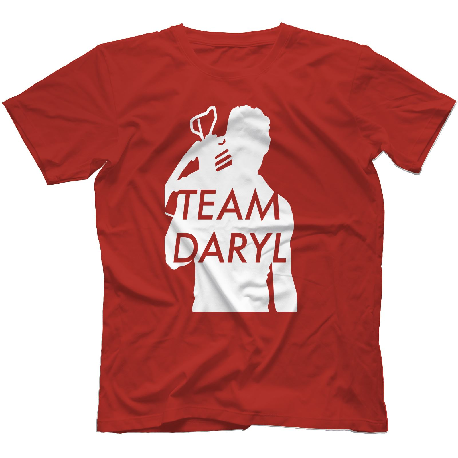 Team-Daryl-Walking-Dead-Inspired-T-Shirt-100-Cotton-Zombie-The-Governor thumbnail 9