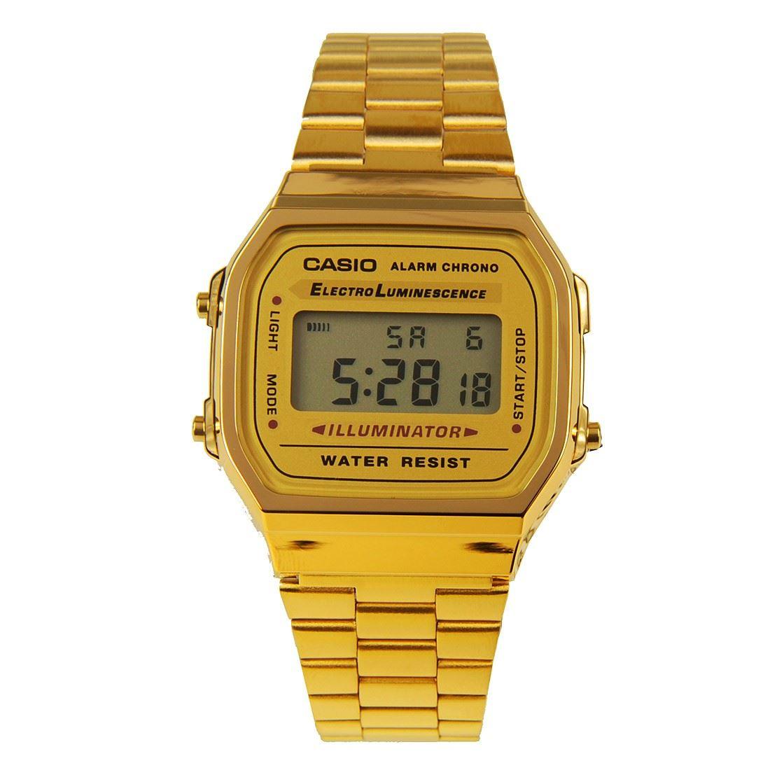 how to set a casio quartz watch