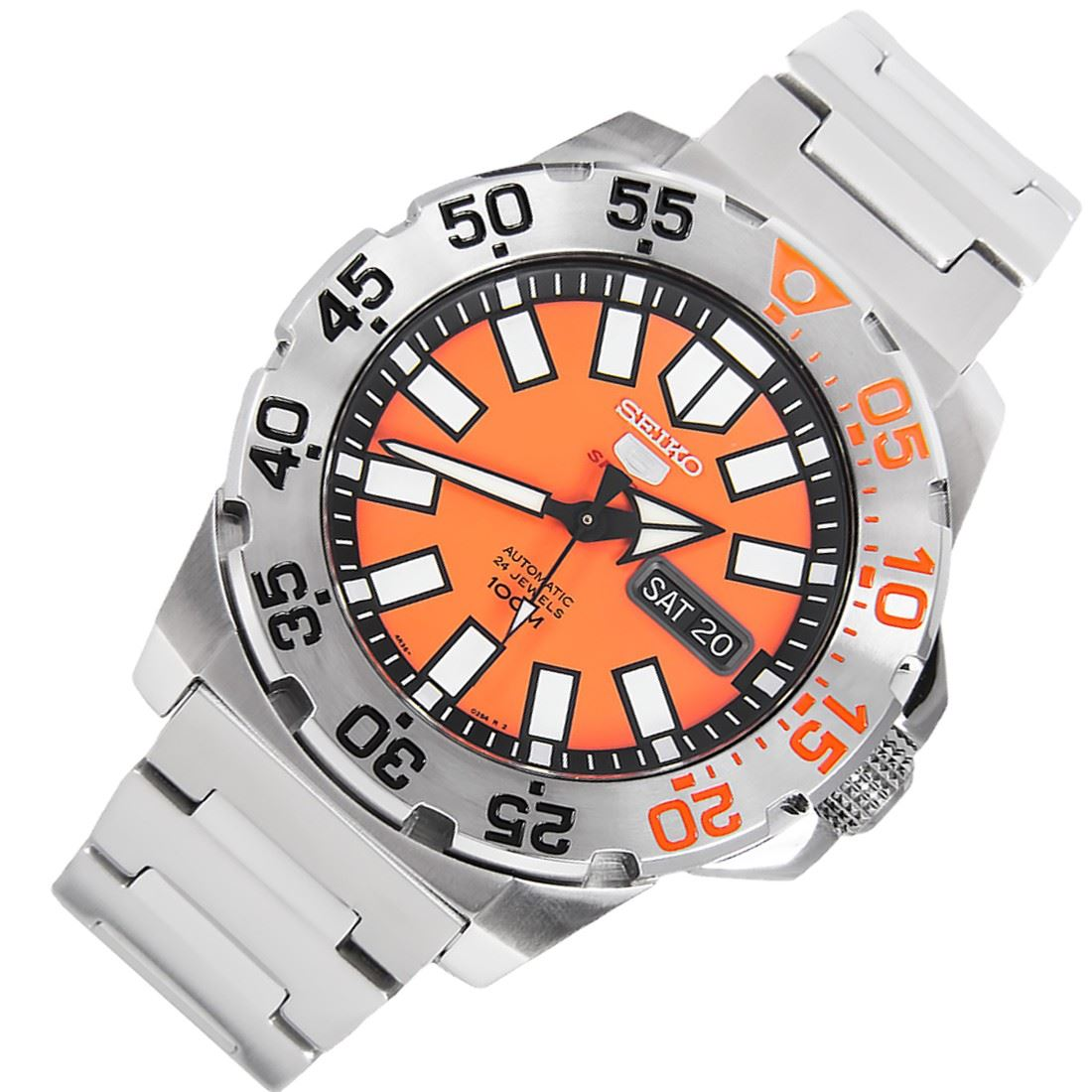 seiko sport 5 sports mens analog srp480k1 spr481k1