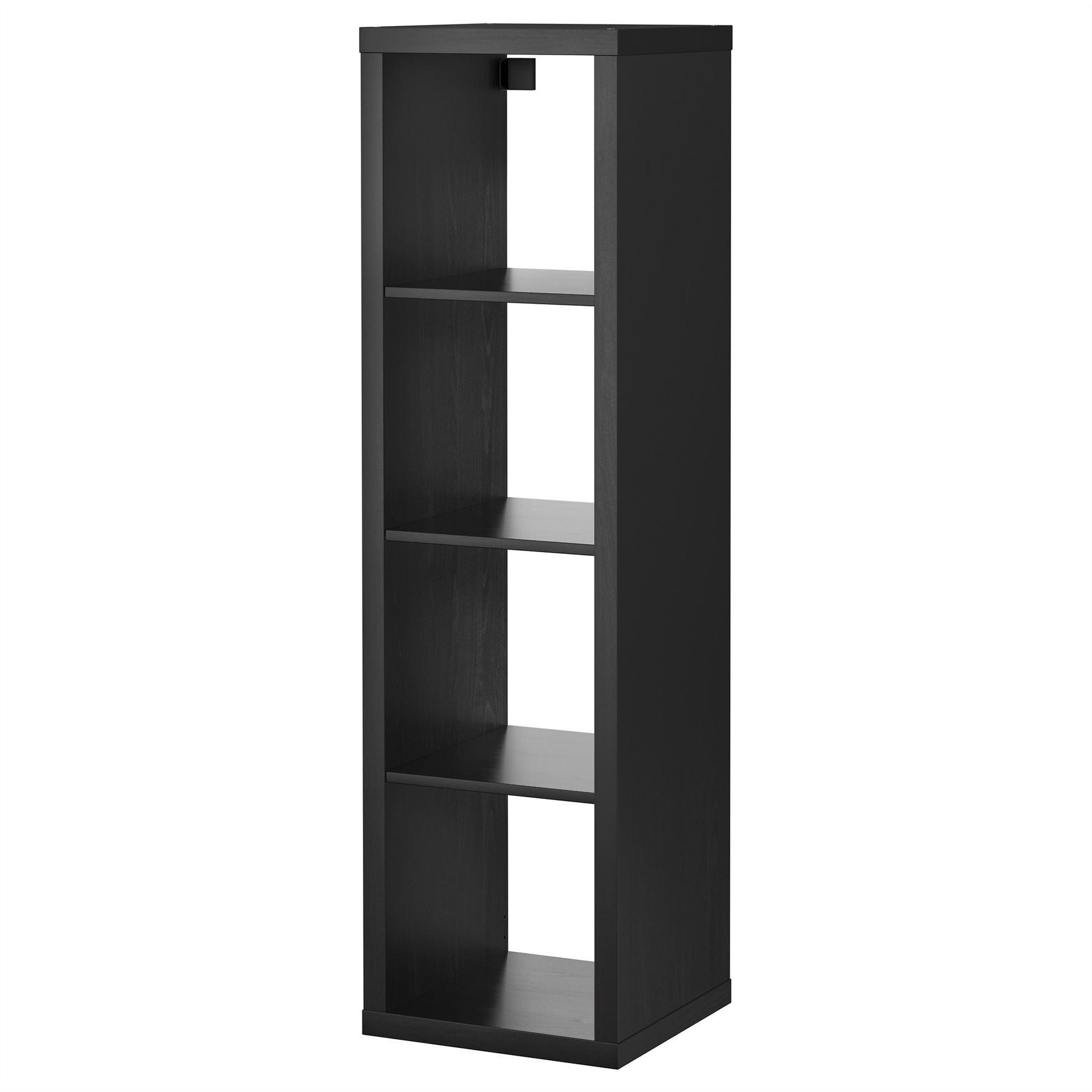 Ikea Kallax 4 Cube Storage Bookcase Rectangle Shelving Unit Various