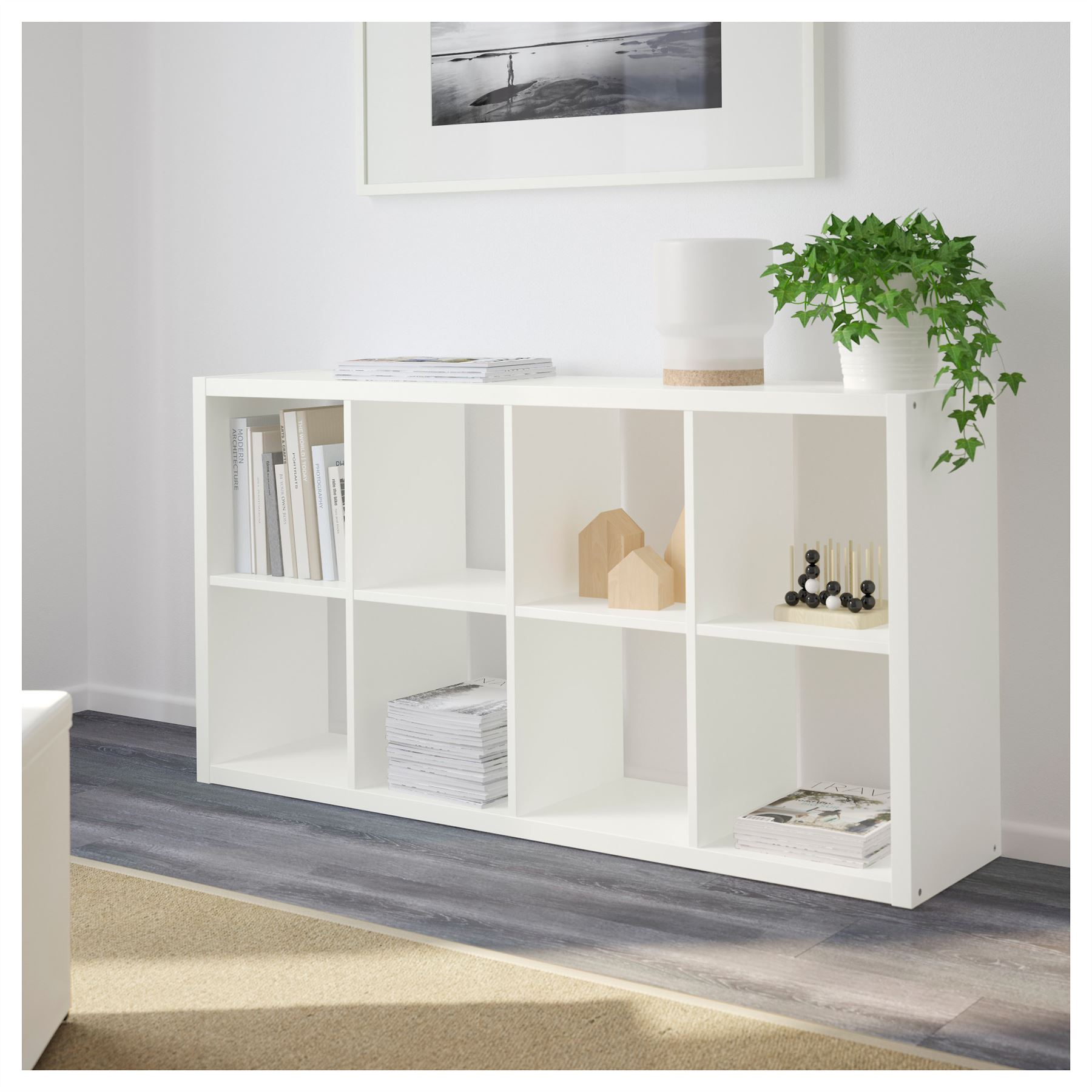 unit com homefree wood shop at lowes white pd shelf series rubbermaid