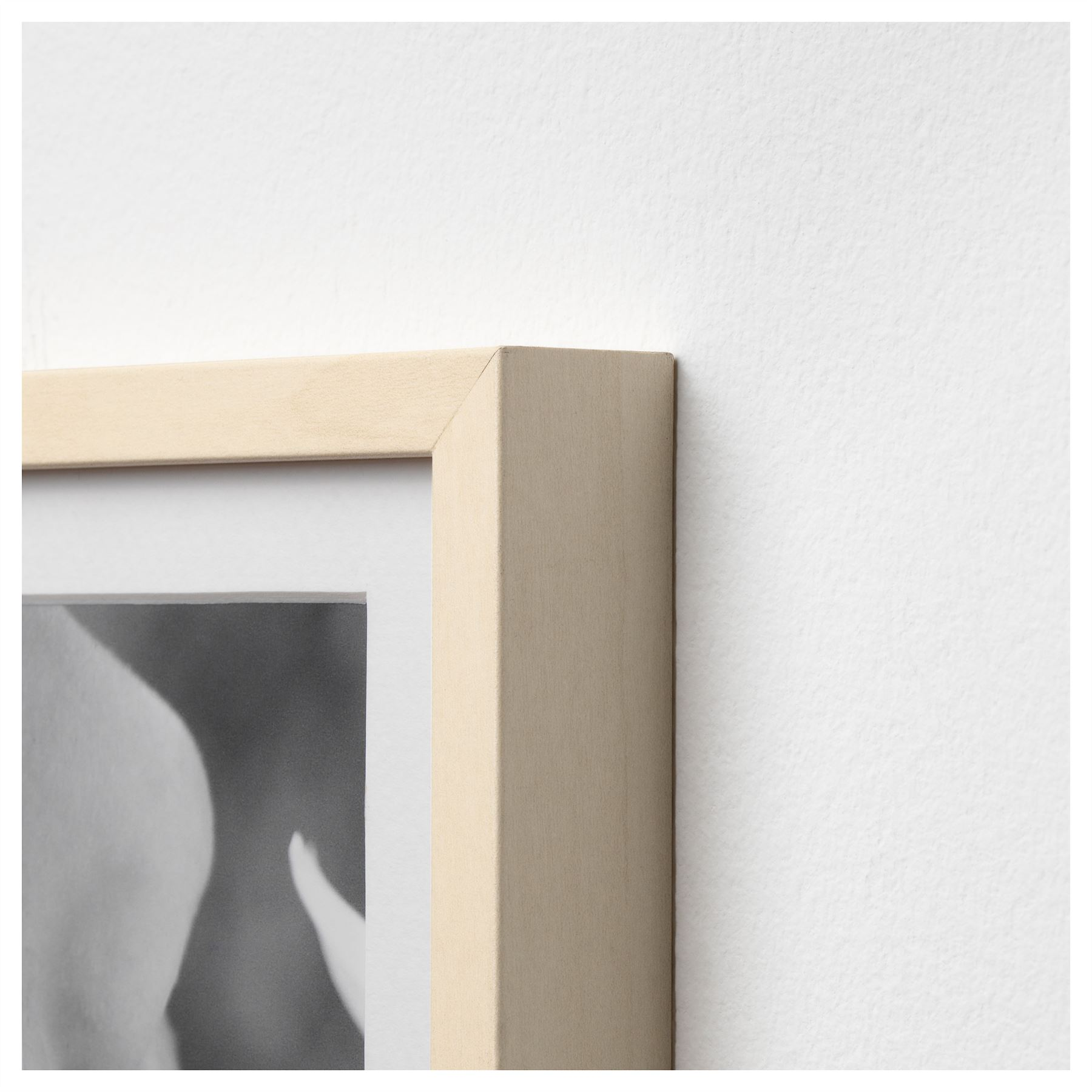 Details about 4x Ikea Hovsta Picture Photo Frame Birch Home Bedroom Living  Room 13x18cm