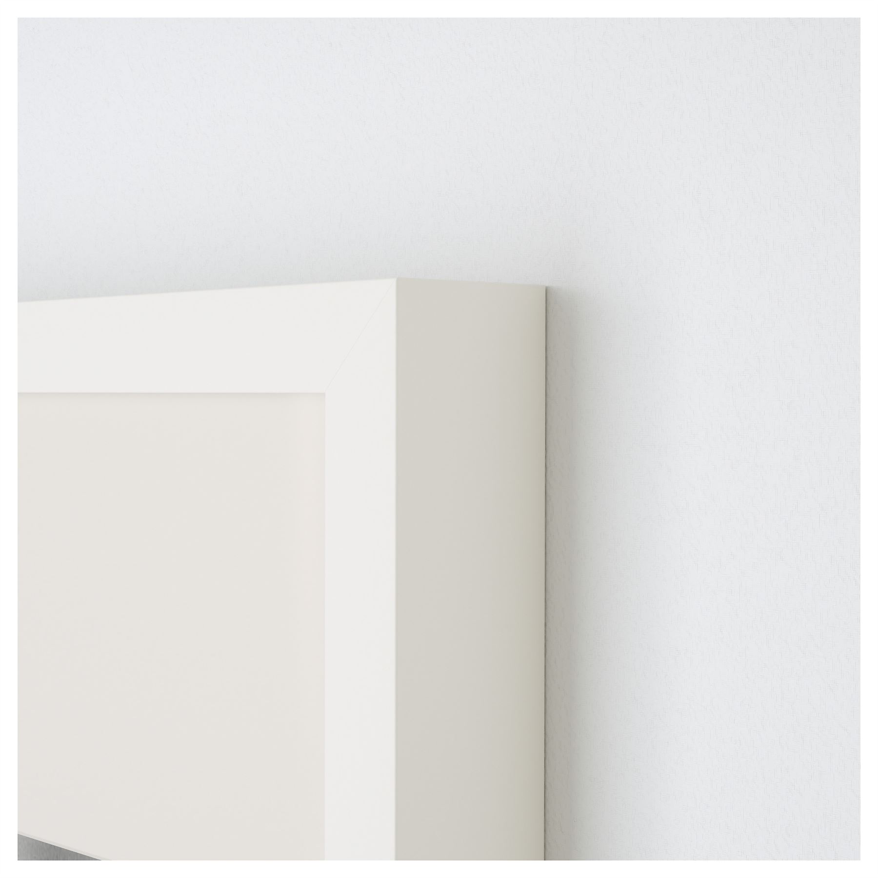 4x Ikea Ribba Picture Photo Frame White Home Bedroom Living Room ...