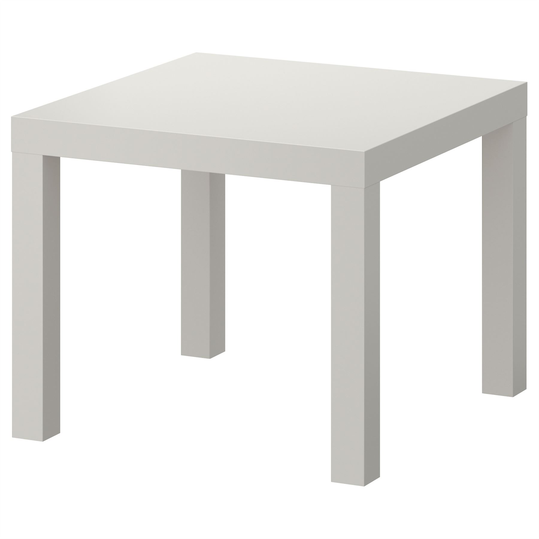 Ikea lack side table end display 55cm square small coffee table office bedroom ebay - Table bureau ikea ...