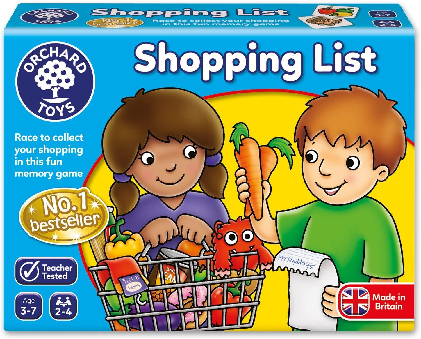 thumbnail 258 - Orchard Toys Educational Games For Kids Choose Game From Drop Down Menu