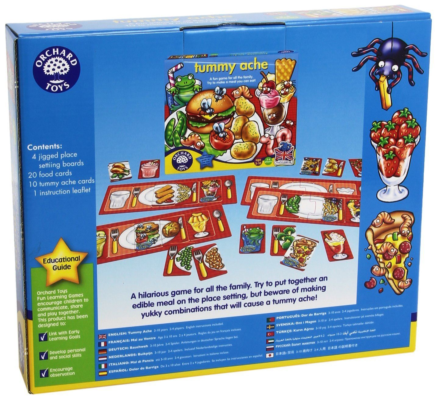 thumbnail 308 - Orchard Toys Educational Games For Kids Choose Game From Drop Down Menu