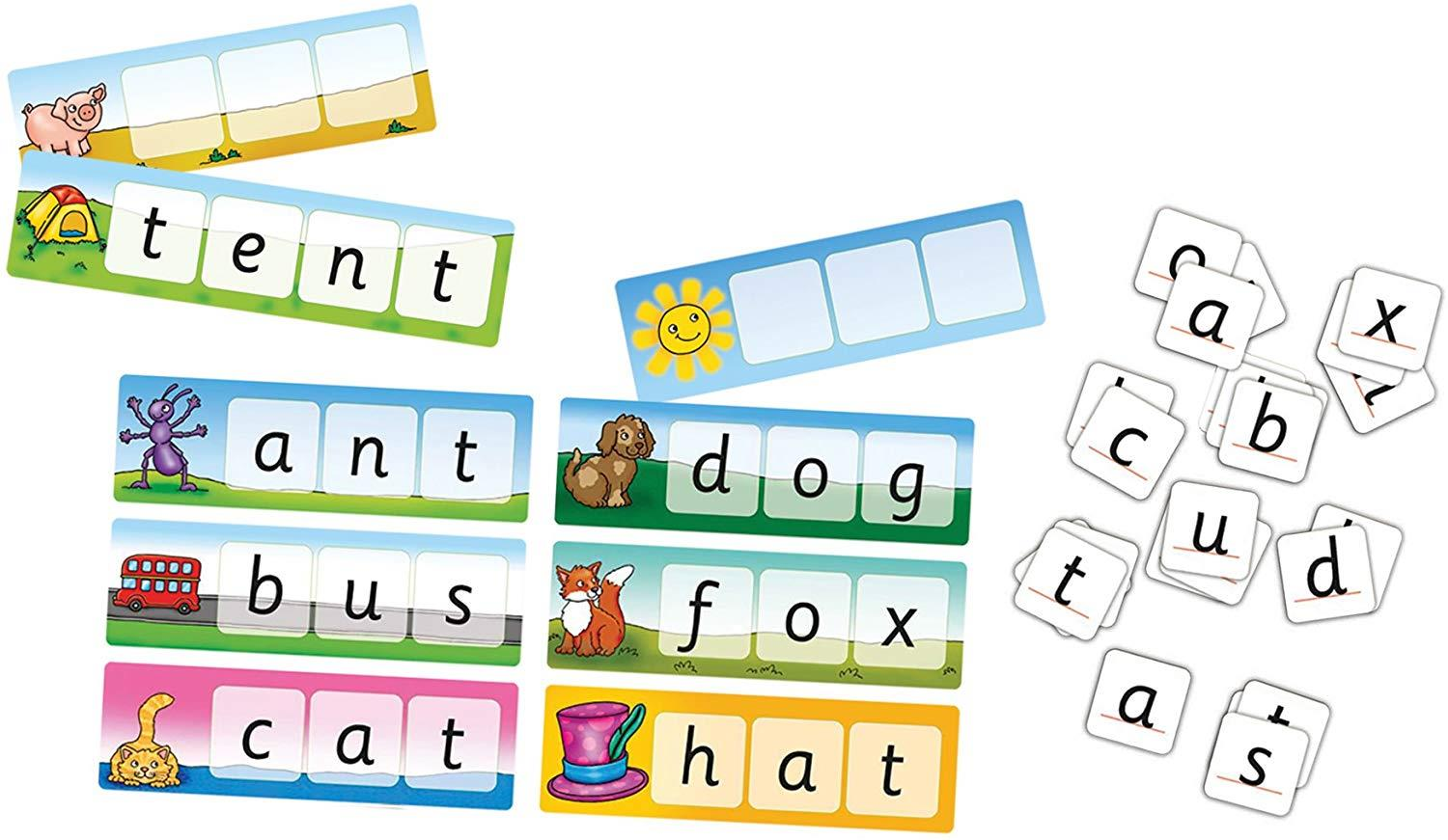 thumbnail 164 - Orchard Toys Educational Games For Kids Choose Game From Drop Down Menu