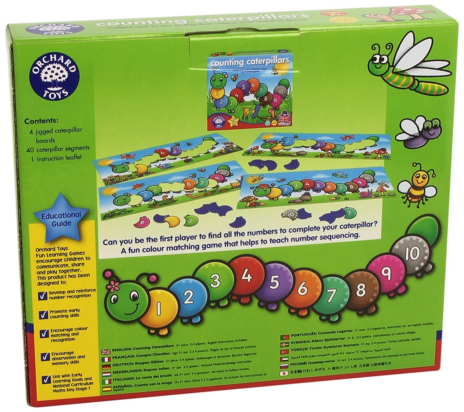 thumbnail 41 - Orchard Toys Educational Games For Kids Choose Game From Drop Down Menu