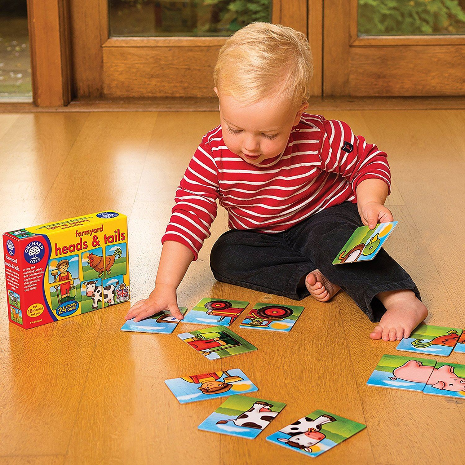Orchard Toys Educational Games For Kids Choose Game From ...