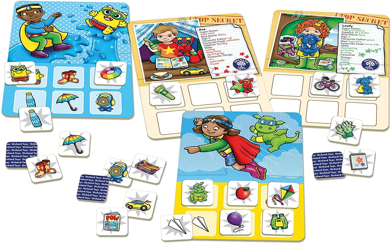 thumbnail 287 - Orchard Toys Educational Games For Kids Choose Game From Drop Down Menu