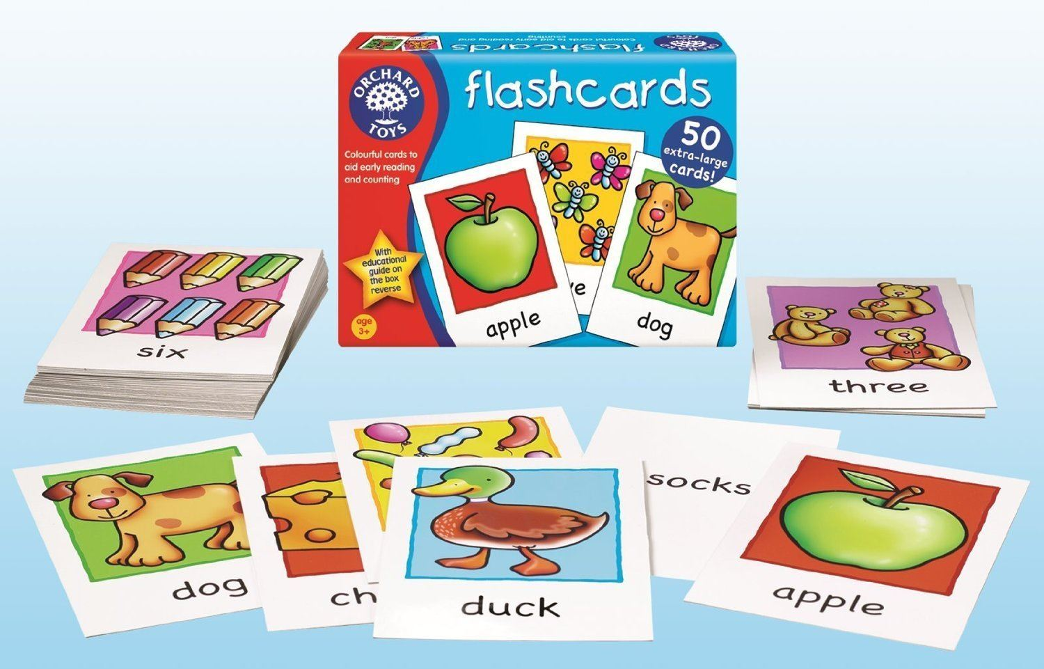 thumbnail 101 - Orchard Toys Educational Games For Kids Choose Game From Drop Down Menu