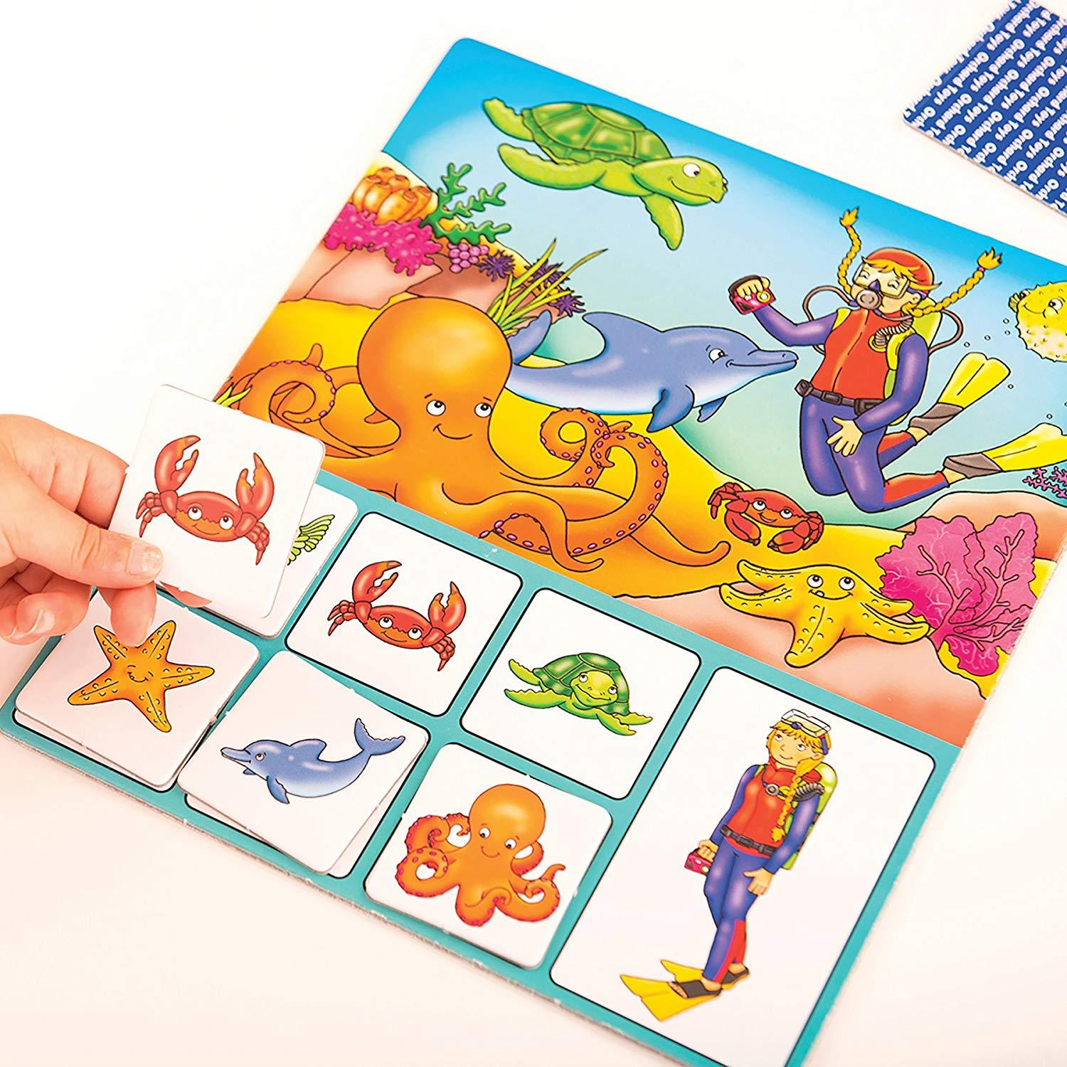 thumbnail 325 - Orchard Toys Educational Games For Kids Choose Game From Drop Down Menu