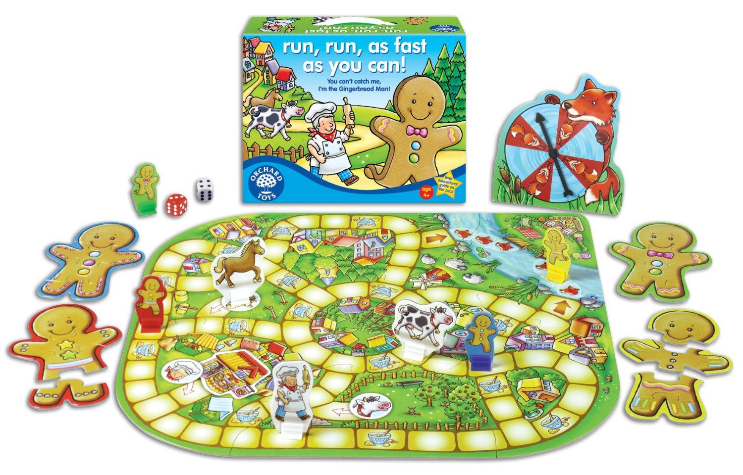 thumbnail 251 - Orchard Toys Educational Games For Kids Choose Game From Drop Down Menu