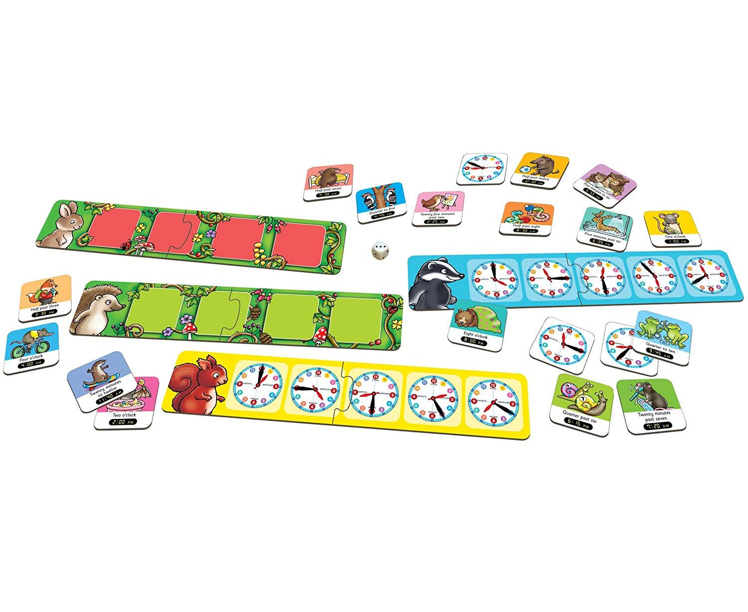 thumbnail 317 - Orchard Toys Educational Games For Kids Choose Game From Drop Down Menu