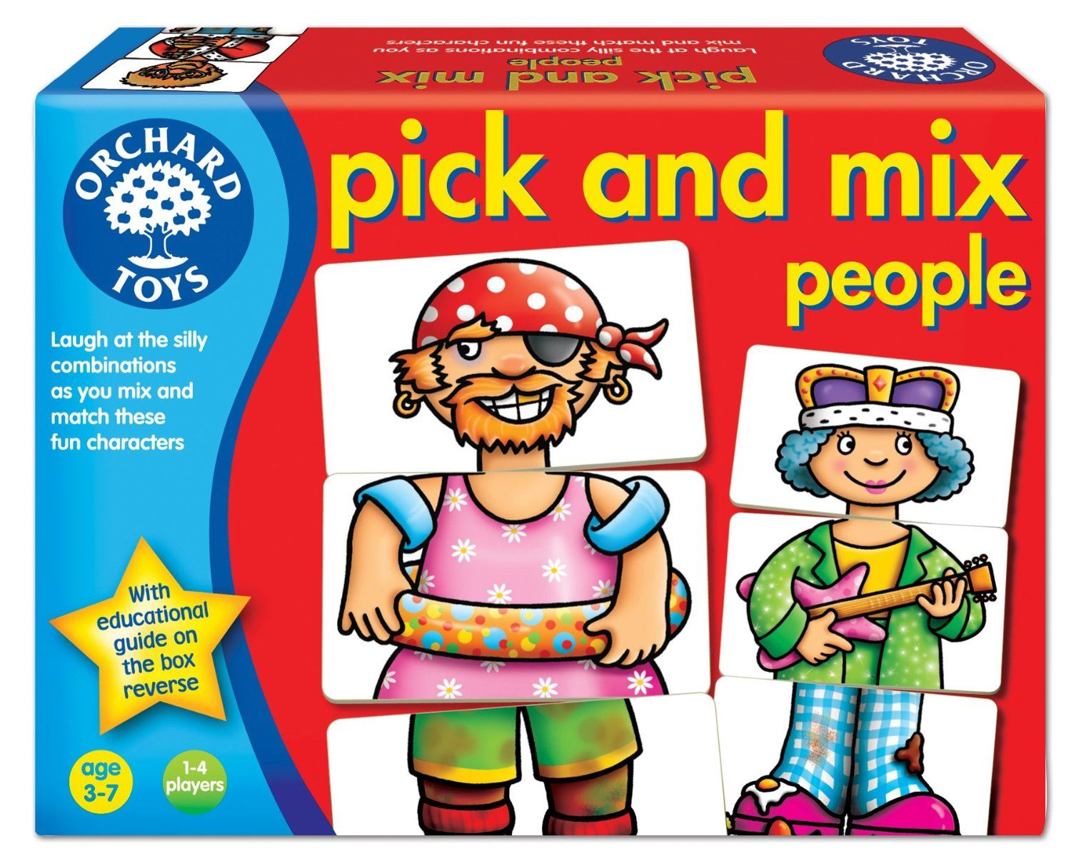 thumbnail 216 - Orchard Toys Educational Games For Kids Choose Game From Drop Down Menu