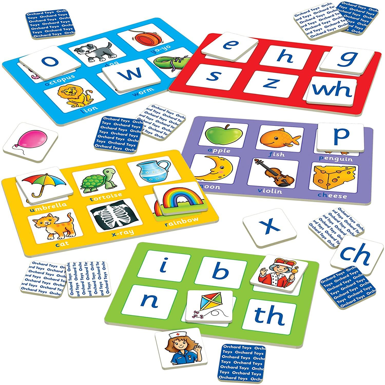 thumbnail 18 - Orchard Toys Educational Games For Kids Choose Game From Drop Down Menu