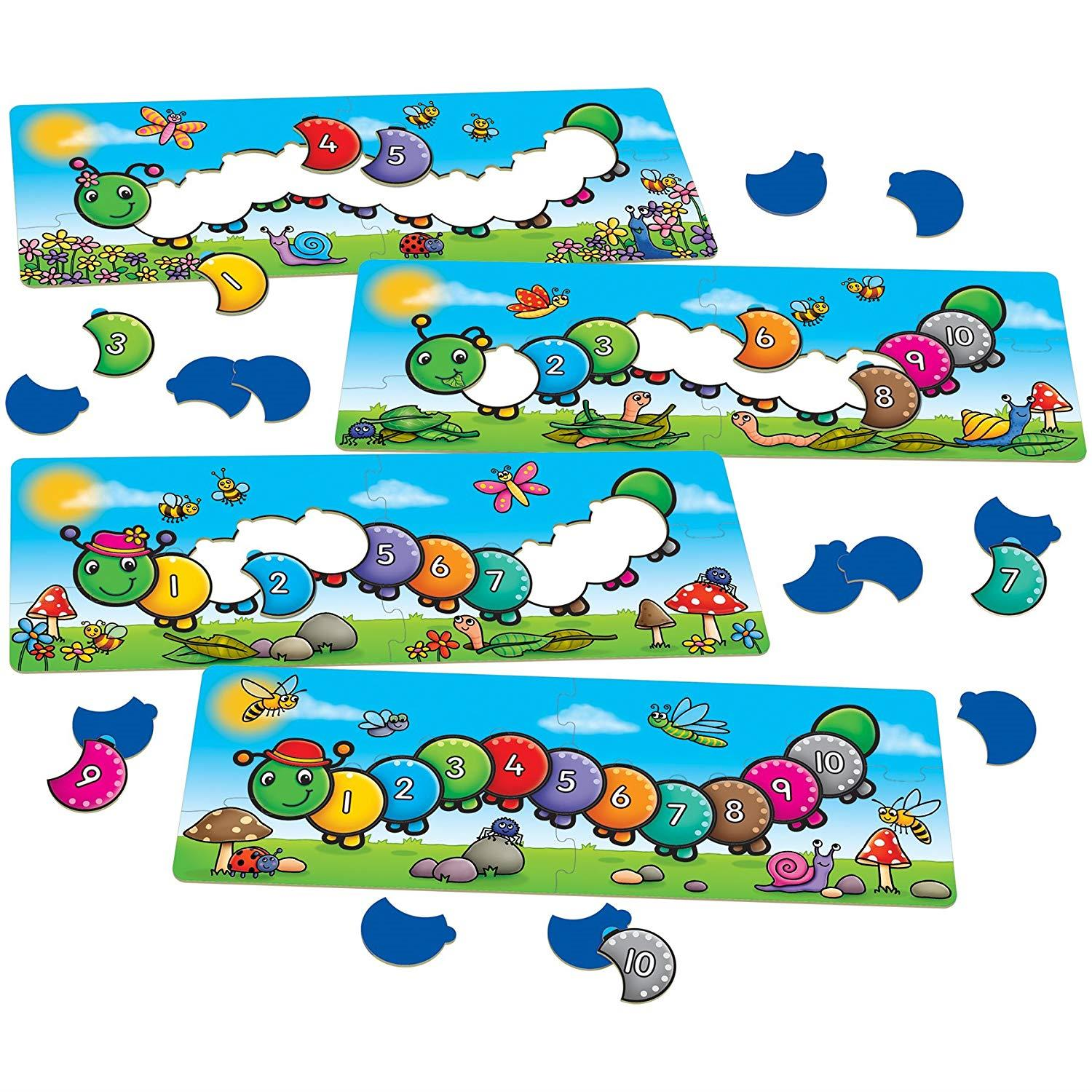 thumbnail 42 - Orchard Toys Educational Games For Kids Choose Game From Drop Down Menu