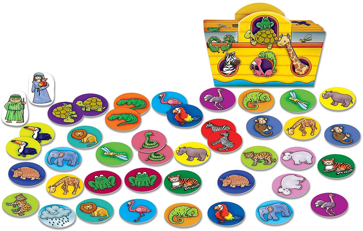 thumbnail 310 - Orchard Toys Educational Games For Kids Choose Game From Drop Down Menu