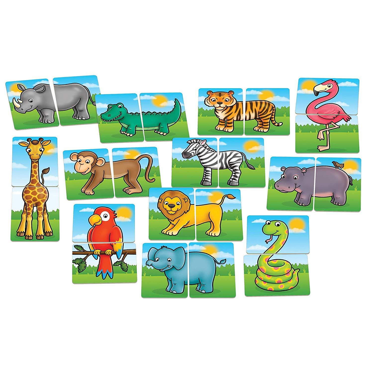 thumbnail 120 - Orchard Toys Educational Games For Kids Choose Game From Drop Down Menu