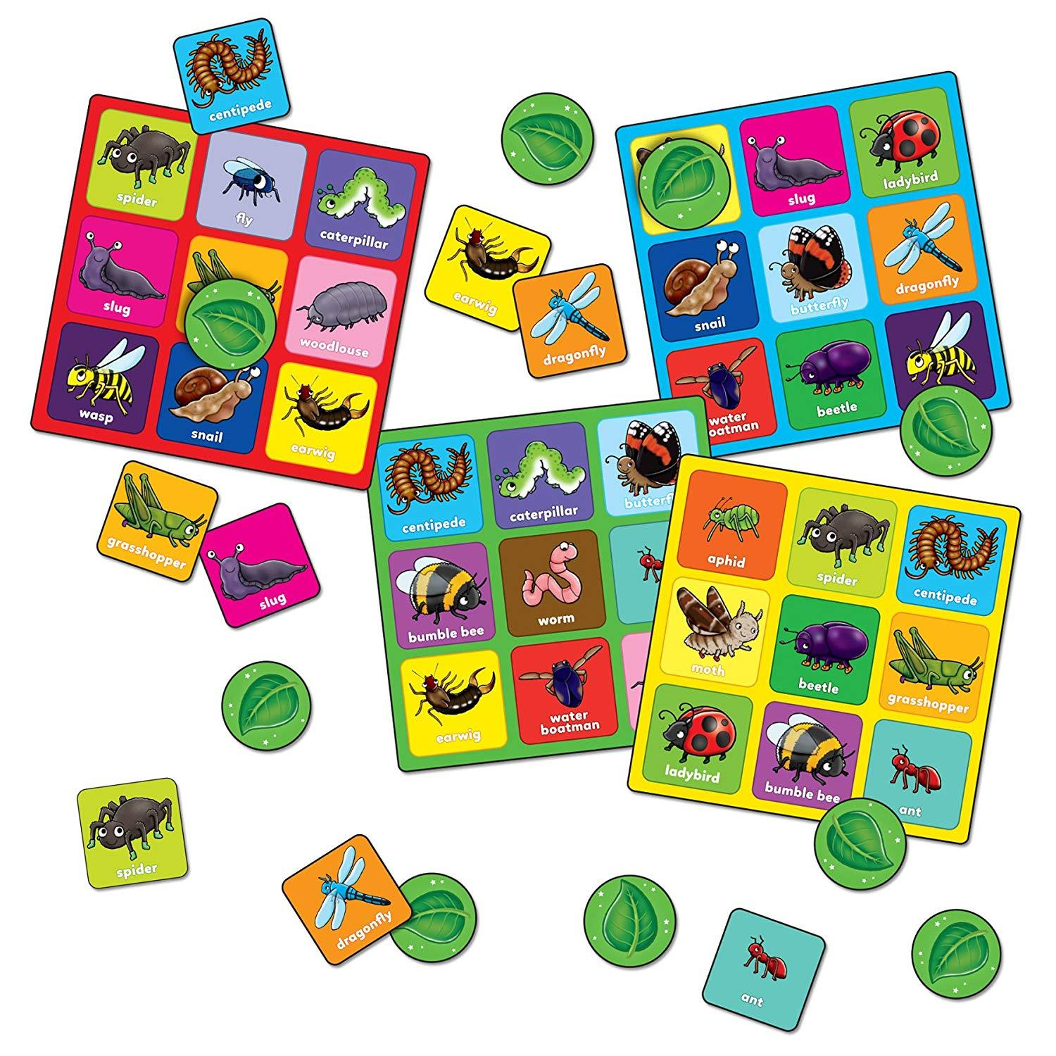 thumbnail 140 - Orchard Toys Educational Games For Kids Choose Game From Drop Down Menu
