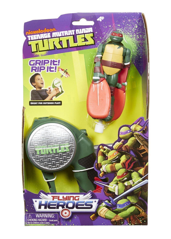 RAPHAEL Teenage Mutant Ninja Turtles FLYING HEROES