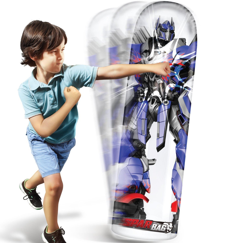 Transformers SPAR BAG With Super Bounce Action