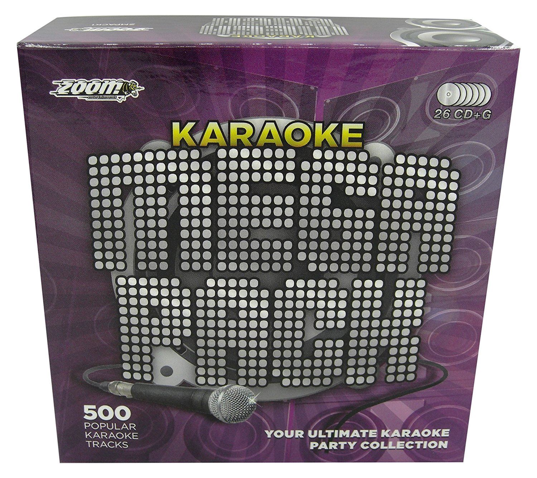 Karaoke Cdgs, Dvds & Media Musical Instruments & Gear Christmas Carols Careful Zoom Karaoke Hits Cdg Cd+g Vol 22