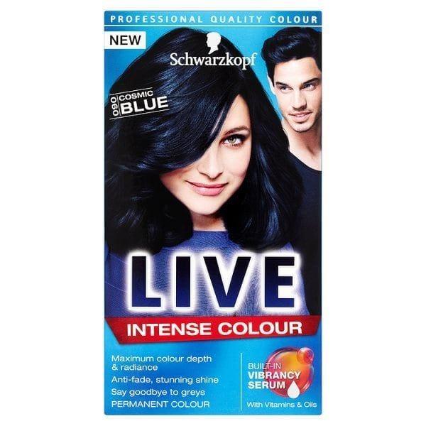 Schwarzkopf Live Hair Colour Dye XXL Professional Quality Various ...